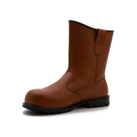 Sepatu Safety Cheetah Boot harga jual cheetah 2288 boots nitrile shoes sepatu safety