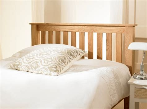 Solid Oak Ottoman Bed Emporia Monaco 5ft Kingsize Solid Oak Ottoman Bed Frame By Emporia Beds