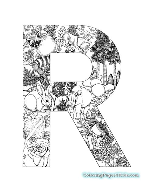 daily coloring pages letters daily coloring pages alphabet letters print challenging