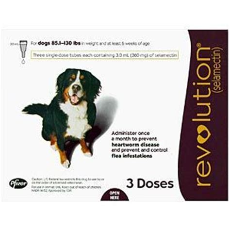 revolution flea for dogs revolution flea and tick treatment reviews viewpoints