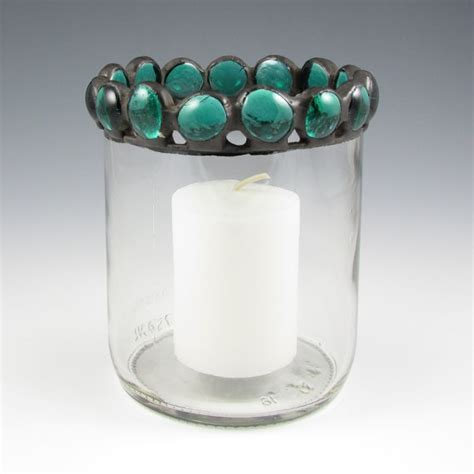 Teal Votive Candle Holders 17 Best Images About Votive Candle Holders On