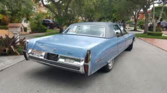 1973 Cadillac Fleetwood by 1973 Cadillac Fleetwood Brougham For Sale Photos