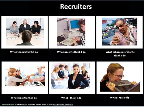 image gallery recruiter meme