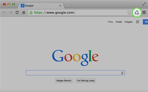 www google commed clear cache chrome web store