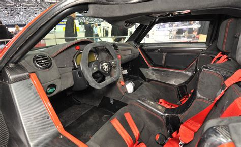 Gumpert Apollo Interior by Car And Driver