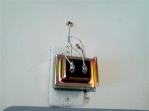 door bell transformer  chimes doityourselfcom