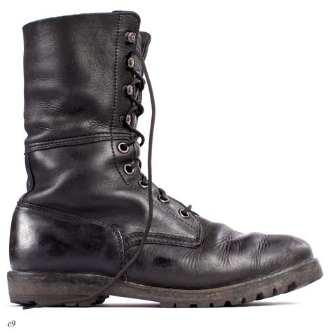 mens combat boots black combat boots mens army lace up distressed leather