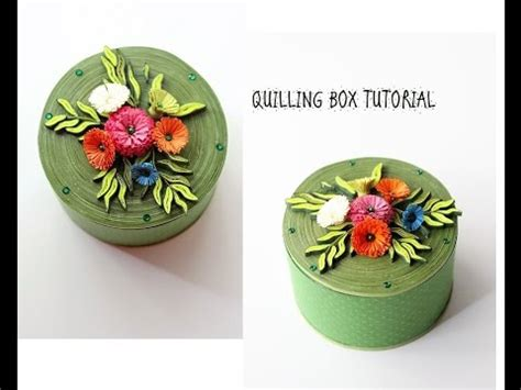 Roll Box best out of waste roll box tutorial