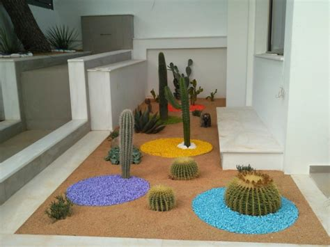 Indoor Rock Garden Ideas 16 Cactus Rock Garden Designs Ideas Design Trends