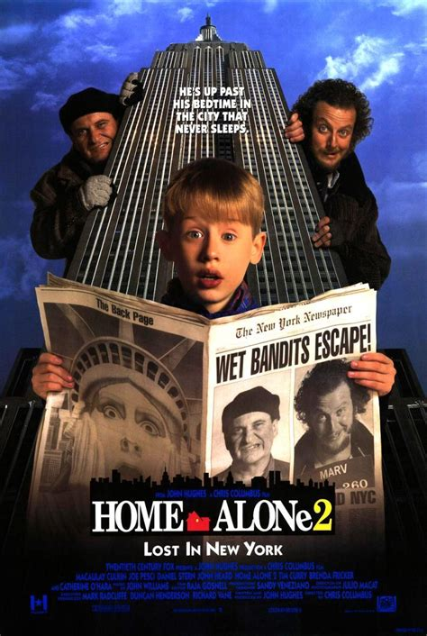 home alone 2 lost in new york 1992 filmaffinity
