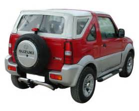 Suzuki Jimny Accessories Range Rear Bumpers Suzuki Jimny