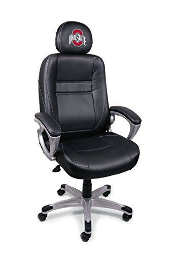 ohio state leather office chair ohio state office supplies ohio state buckeyes office