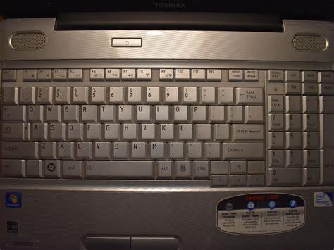 toshiba satellite l505 laptop keyboard replacement ifixit repair guide