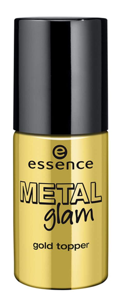 Metalic Silver Dan Gold Powder essence trend edition metal glam november half december
