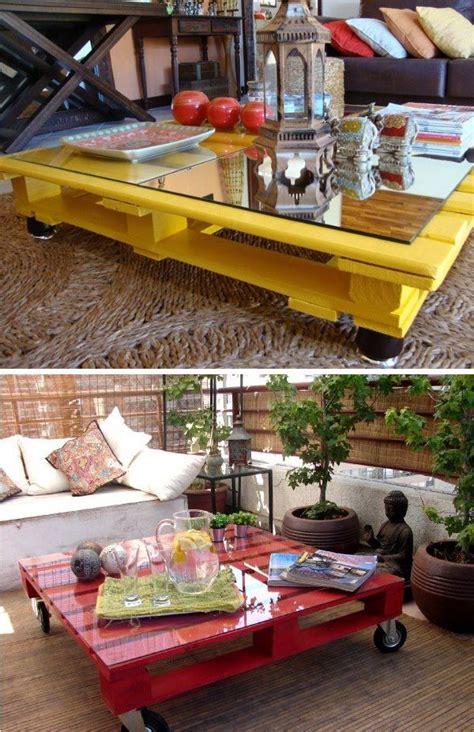 como reutilizar simples pallets de madeira na decoração de casa   Picmia