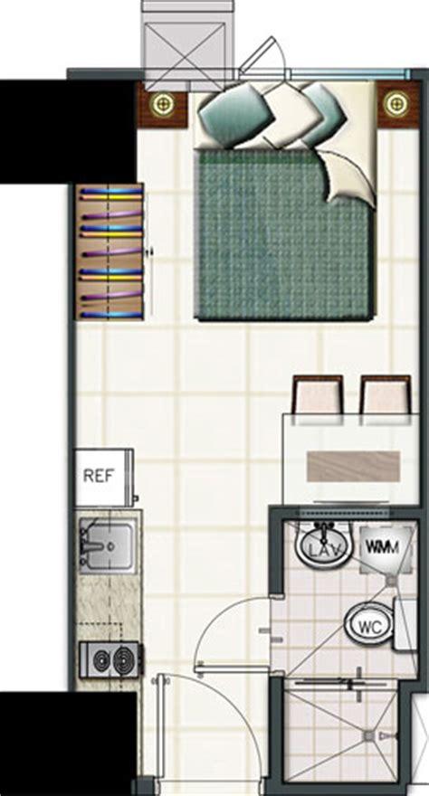 condo sale  light residences condo unit floor plans