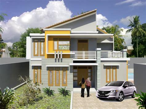aneka gambar desain rumah minimalis 2 lantai berbagai type aneka gambar desain rumah minimalis 2 lantai berbagai type