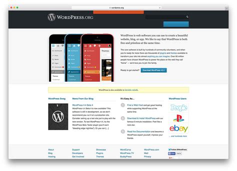 website design free uk the 9 most popular free content management systems cms