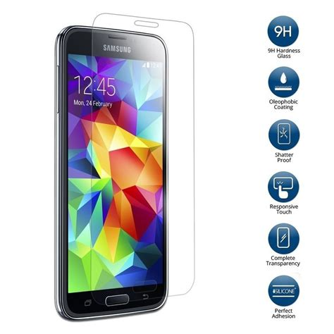 Tempered Glass Hp Samsung tempered glass for samsung galaxy s5 mini sm g800f from