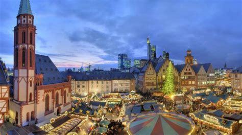 zeil que es mercado de navidad de frankfurt