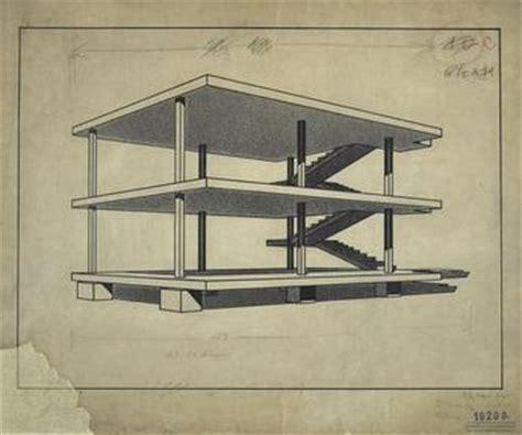 Slab House Floor Plans dom ino house wikipedia