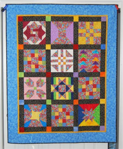 Sashing A Quilt by Valerie S Patch Work Easy Sashing For Your Quilts