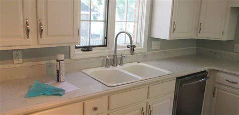 Bathroom Countertop Installation by Crafted Countertops Wisconsin Granite Countertops Custom