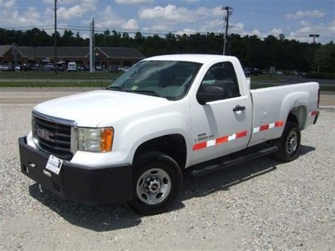purchase used 2008 gmc sierra 2500 hd duramax allison work truck in providence forge virginia