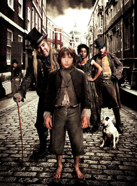 Olivier Twist by The Austen Club Oliver Twist 2007