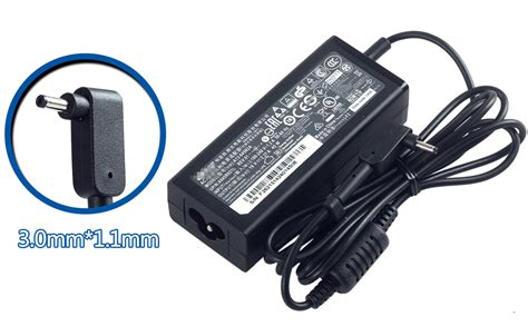 Adaptor Acer Original 19v 2 37a genuine acer 19v 2 37a 3 0x1 0mm aspire s7 391 s7 392