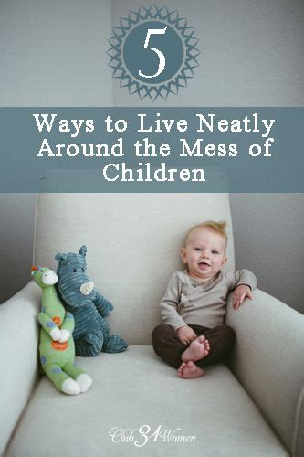 5 Ways To Go Skirting Around Fabulously by 5 Ways To Live Neatly Around The Mess Of Children House