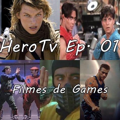 heroi x tudo sobre a cultura nerd e otaku capa herotv 1 filmes de games