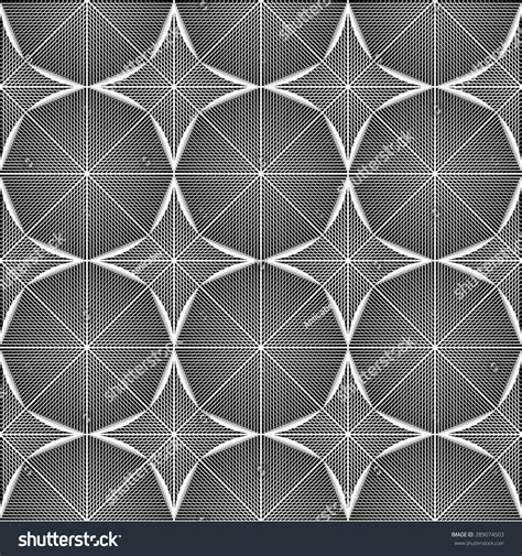 octagon pattern seamless design seamless monochrome octagon pattern abstract stock