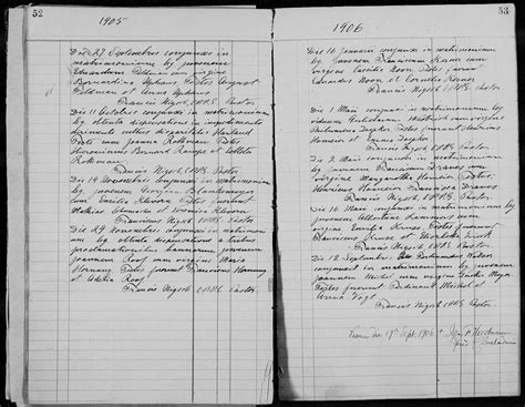 Ottawa County Marriage Records Genealogy Data Page 47 Notes Pages