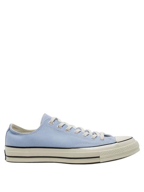 light blue chuck taylors converse chuck 1970 vintage shoes light blue