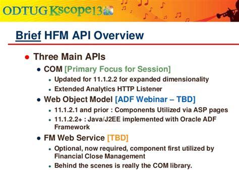hfm api deep dive making a better financial management client hfm api deep dive making a better financial management