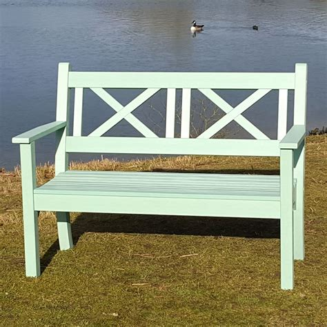 2 seater garden benches maywick winawood 2 seater wood effect garden bench duck