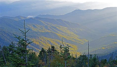 top 4 scenic views in gatlinburg tn and the smoky mountains