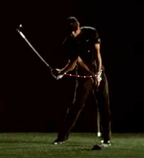 tiger swing slow motion how to power the golf swing