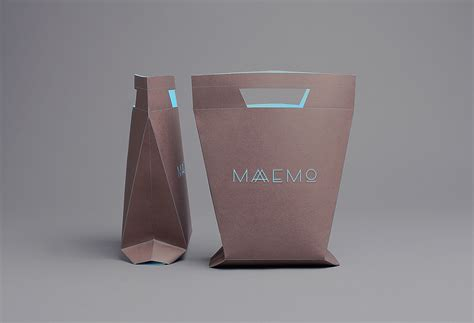 Paper Folding Bag - maaemo workinprogress