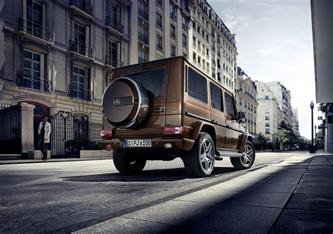 mercedes benz g class 2016 mercedes benz g class benefits from new v 8 chassis