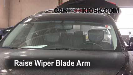 how make cars 1998 infiniti i windshield wipe control front wiper blade change infiniti fx35 2009 2012 2010 infiniti fx35 3 5l v6