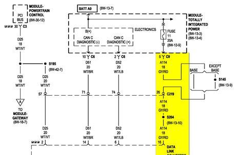 wiring diagram for 2006 dodge ram 2500 get free image