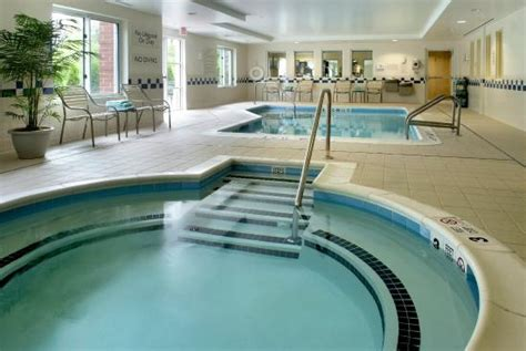 Comfort Inn Medford New York by Heated Indoor Pool And Whirlpool Spa Picture Of