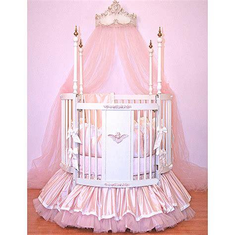 Circle Baby Crib Cherub Dreams Crib Ii And Nursery Necessities In Interior Design Guide All Baby Cribs At