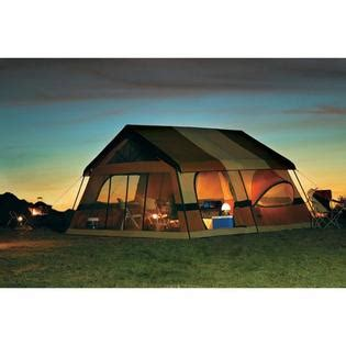 Cottage Tents by Northwest Territory Vacation Cottage Cabin Tent 14 X 14