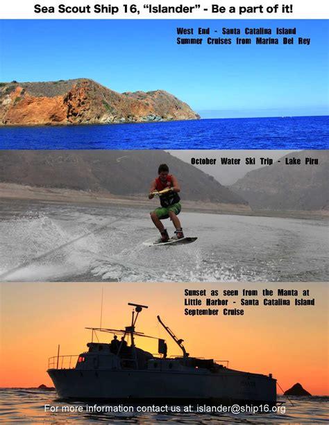 donate boat to sea scouts s s s islander