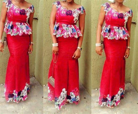 lastest ankara skirt styles ankara skirt and blouse styles latest styles lifestyle