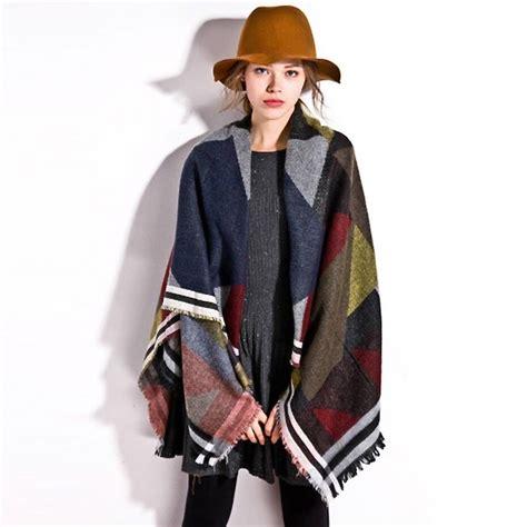 Ethnic Scarf ethnic print blanket scarf by my posh shop notonthehighstreet