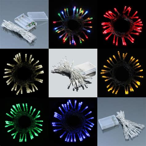 led string lights battery battery operated outdoor string lights image pixelmari